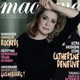 Catherine Deneuve, pour  Madame Figaro . 24 février 2011.