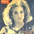 Janvier 1962 : Catherine Deneuve pose en couverture du magazine espagnol  HOLA!