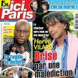 Couverture du magazine Ici Paris - Août 2011