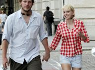 Anna Faris : Elle retrouve enfin son mari et ses cheveux blonds !
