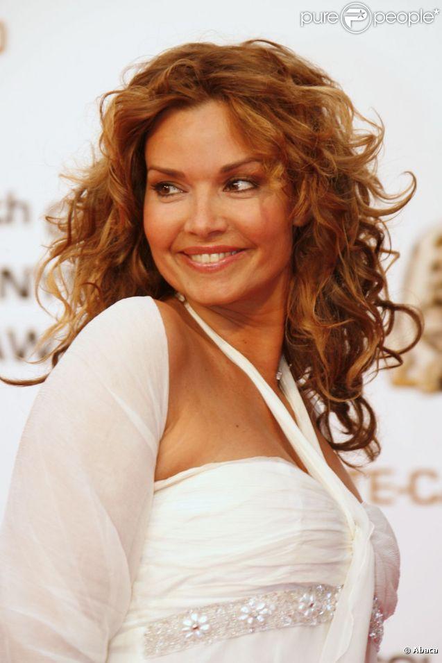 Ingrid Chauvin ici, en 2008 lors du Festival de Monte-Carlo