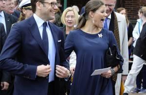 Princesse Victoria : Baby bump en vue chez la maman née