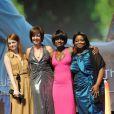 Emma Stone, Viola Davis, Alison Janney et Octavia Spencer pour l'ouverture du 37e festival du film américain de Deauville, le 2 septembre 2011.