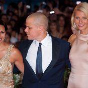 Venise 2011: Somptueuse Gwyneth Paltrow, blagueuse avec Matt Damon et son épouse