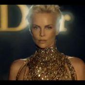 Charlize Theron se mesure à Marilyn Monroe avec élégance et glamour pour Dior