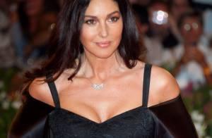 Monica Bellucci, Cindy Crawford... Défilé de robes glamour à la Mostra de Venise