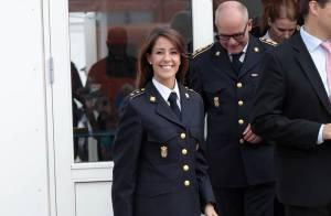 Marie de Danemark : Une future maman sexy en uniforme