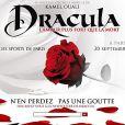 Affiche du spectacle Dracula, L'Amour plus fort que la Mort