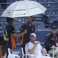 Andy Roddick s'est exprimé de manière virulente sur ESPN à la suite de la décision prise par les organisateurs de faire disputer les matches sous la pluie