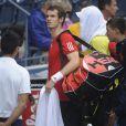 Andy Murray, Rafael Nadal et Andy Roddick ont fustigé l'attitude des organisateurs de l'US Open suite à leur décision de faire jouer les matches sous la pluie