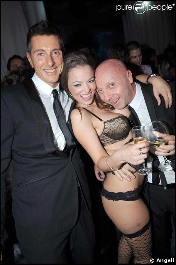 Dolce et Gabbana au VIP Room à Cannes