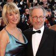 Steven Spielberg et son épouse Kate Capshaw