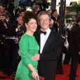 John Hurt et sa femme Anne