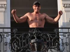 PHOTOS : Quand Jean-Claude Van Damme fait son show...