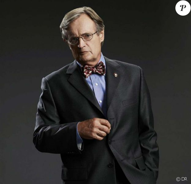 David McCallum interprète le rôle du Dr. Donald Mallard alias Ducky dans NCIS.