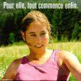 Affiche du film  Une hirondelle a fait le printemps , avec Mathilde Seigner