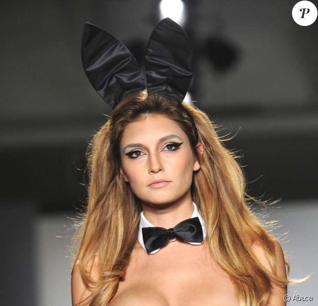 Le très hot défilé The Blonds à la fashion week de New York, le 14 septembre 2011.