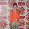 Kiernan Shipka assiste à la soirée organisée par la chaîne HBO après la cérémonie des Emmy Awards. Los Angeles, le 19 septembre 2011