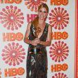 Julie Bowen assiste à la soirée organisée par la chaîne HBO après la cérémonie des Emmy Awards. Los Angeles, le 19 septembre 2011