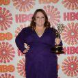 Melissa McCarthy assiste à la soirée organisée par la chaîne HBO après la cérémonie des Emmy Awards. Los Angeles, le 19 septembre 2011