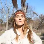 Erin Wasson : Le top texan se dévoile pour Zadig&Voltaire