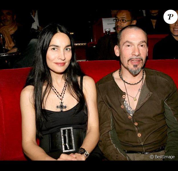 Azucena Pagny et son époux Florent