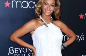 Beyoncé, enceinte, affiche son bonheur avec toujours autant de style