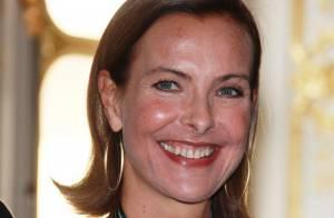 Carole Bouquet : Radieuse, la belle actrice devient Commandeur