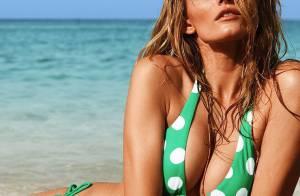 Prolongez l'été avec Edita Vilkeviciute : Un ange discret mais tellement sexy