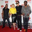 Les Black Eyed Peas au festival IHeartRadio à Las Vegas, le 23 septembre 2011.
