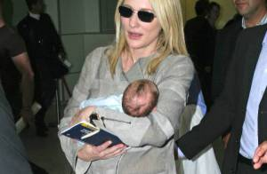 PHOTOS : Cate Blanchett, une maman comme les autres!