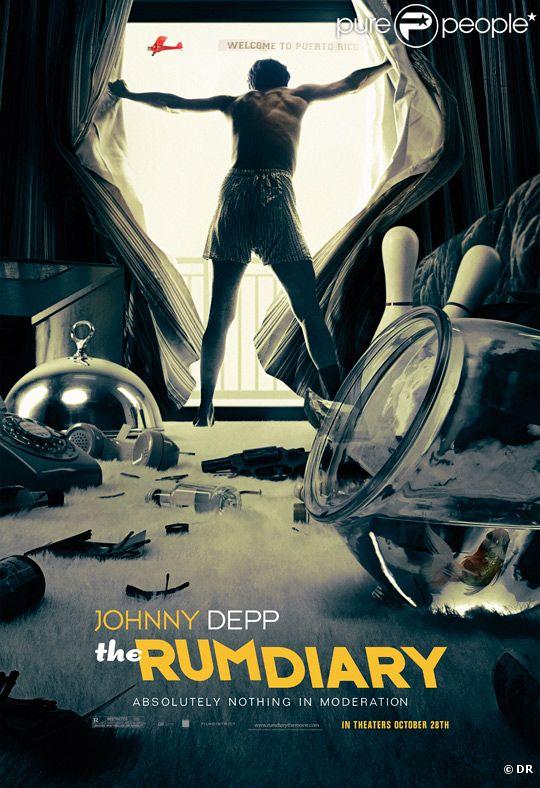 Nouvelle affiche du film Rhum Express