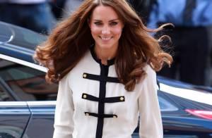 Kate Middleton crée la surprise lors d'une séance shopping !