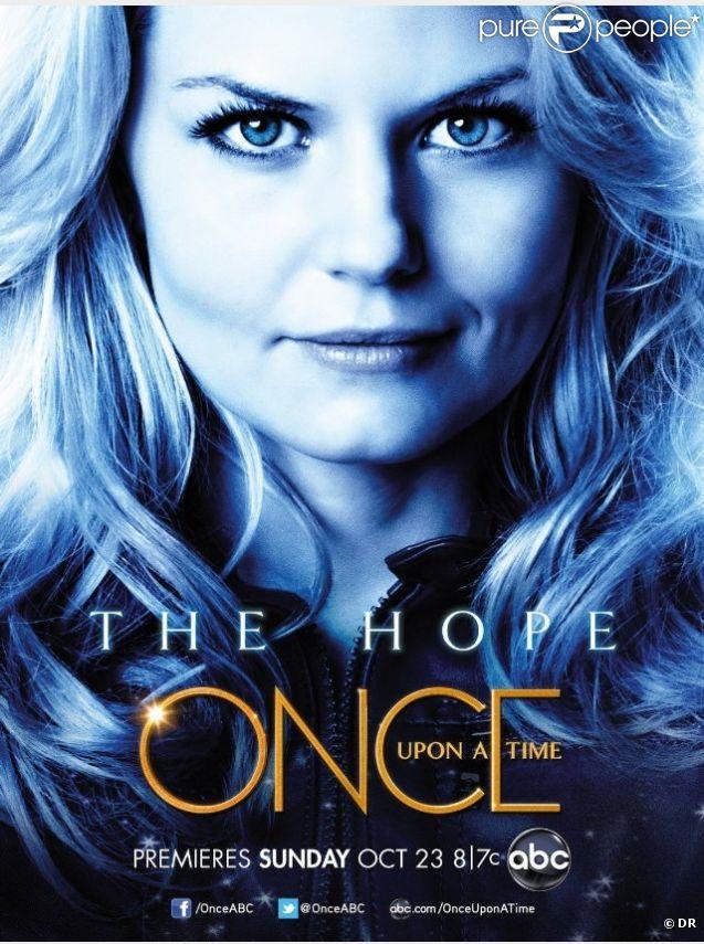 Affiche de la série Once Upon A Time