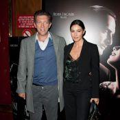 Vincent Cassel et Monica Bellucci décontractés avec leur ami Kim Chapiron