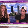 Alexandre et Simon dans les Anges de la télé réalité, vendredi 30 septembre 2011 sur NRJ 12