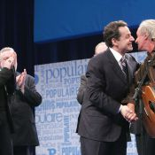 Didier Barbelivien sur Nicolas Sarkozy : ''Je ne fais pas partie des gentils''