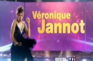 Véronique Jannot, J-2 avant Danse avec les stars : ''Je prends un pied énorme''