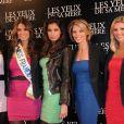 Les Miss en mars 2011 à Paris