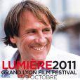 Présentation du 3e Festival Lumière du Grand Lyon, en octobre 2011.