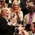 Gérard Depardieu, extrêmement ému, a été mis à l'honneur par le  Festival Lumière, qui lui a décerné le 8 octobre à Lyon et devant ses  amis du métier le Prix Lumière 2011 pour l'ensemble de son oeuvre.