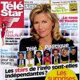 Le magazine Télé Star en kiosques le lundi 10 octobre 2011.