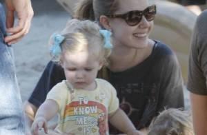 Amy Adams : Moment complice en famille pour la nouvelle petite amie de Superman
