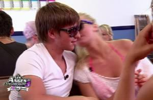 Anges de la Télé-Réalité 3 : Mathieu 'so 2006', Mickaël rabiboché avec Annaëlle