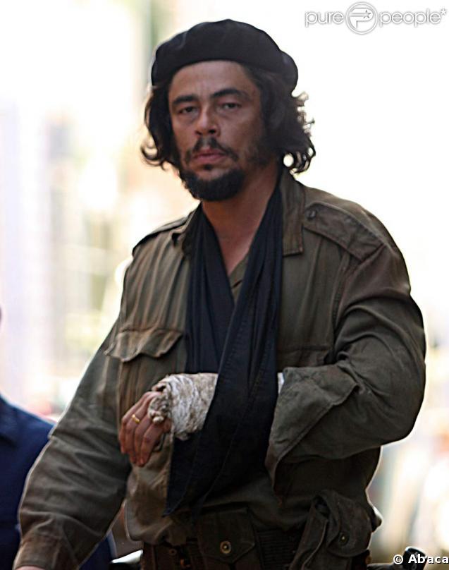Benicio Del Toro en Che