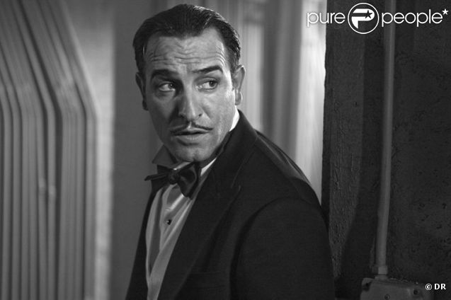 Image du film The Artist avec Jean Dujardin