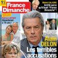 France Dimanche en kiosques 14 octobre 2011