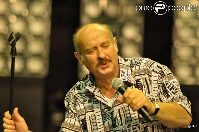 Michel Jonasz chante dans Sing Off, samedi 15 octobre 2011 sur France 2