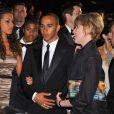 Lewis Hamilton et Viviane Burkhardt