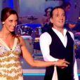 Francis Lalanne dans Danse avec les stars 2 sur TF1 le samedi 15 octobre 2011